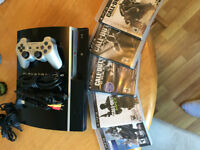 Call of Duty PS3 system.