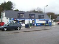 Shop Staff Required in Lochcarron Highlands 60 miles from Inverness 160 miles from Edinburgh