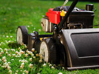Lawn Care Work