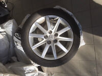 Good Condition- Winter Tires w/ Mags