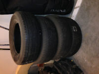 Tires for sale 4 for  $300