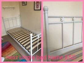 NEXT flower bed frame (single)