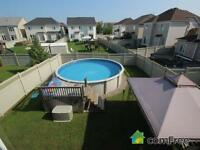 OPEN CONCEPT 3 bedroom, 3 bathroom single home in Avalon Orleans