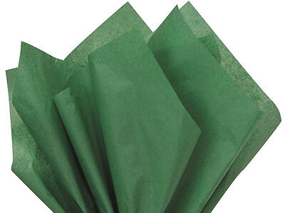 - HOLIDAY GREEN Tissue Paper for Gift Wrapping 20