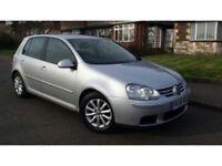 Volkswagen GOLF BLUEMOTION Tech Match 1.9 TDI 138k 2owners 10month MOT main dealer history