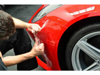Vinyl wrap installer, fitter; Graphic wrap applicator or technician; stone chip film installer;