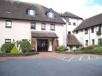1 bed flat in Sheltered Housing Development, Totnes