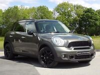MINI COUNTRYMAN COOPER SD (grey) 2013