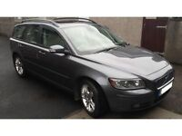 Volvo V50 2litre Diesel, 5 door estate, MOT til March 17, low mileage, great condition