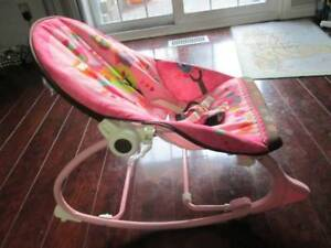 FISHER PRICE BABY SLEEPING CHAIR FOR SALE -