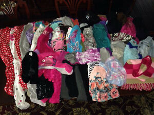 GIRLS CLOTHING LOT - SIZE 6/7/8 (TWO GARBAGE BAGS $60/LOT)