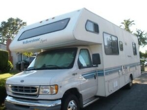 Looking for diesel motorhome
