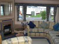 Static caravan ( double glazing central heating