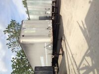 Three storage trailers for sale