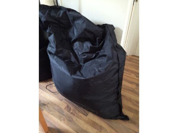 large bean bag chair bed for sale in ravenhill With biggest bean bag for sale
