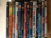 Disney DVDs For Sale Mint Condition