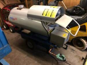 Frost Fighter IDF500 Propane/NG Construction Heater