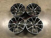 "19 20"" Inch BMW 728 style Alloy wheels E90 E92 E93 F10 F11 F30 F31 F32 F36 F20 1 3 4 5 series 5x120"