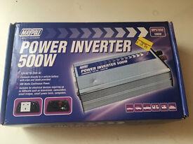12V DC to 230V AC Power Inverter