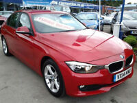 BMW 320 2.0TD 320d SE Step Auto (FULL LEATHER+SAT NAV)