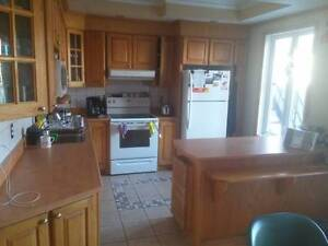 $550 Furnished room. 6 1/2 Plateau. Potential Sublet/lease trans
