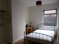 Three double rooms available in young professional house share, central Fallowfield