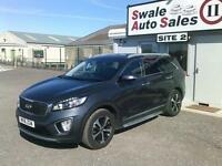 2016 KIA SORENTO CRDI KX 2 2L 4X4, ONLY 19,666 MILES 1 OWNER, 6 YEARS WARRANTY
