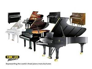 Fiscal Year-End Piano Sale until March 31