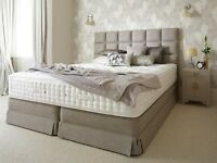 RELYON GRANDEE MATTRESS AND BASE. SUPERKING. Top of the range *****
