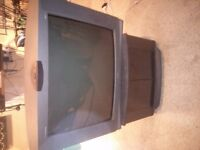 32 inch, Tv and stand