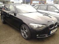 BMW 118 2.0TD 2012 d Sport