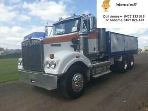 2006 Kenworth T404 , C15 , 18 speed with cross lock Port Melbourne Port Phillip Preview