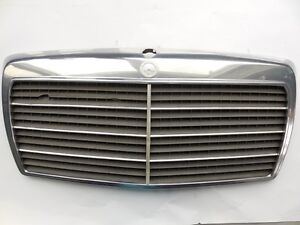 Mercedes 260E 300E 300CE 1986-1993 Grille Assembly 1248880223