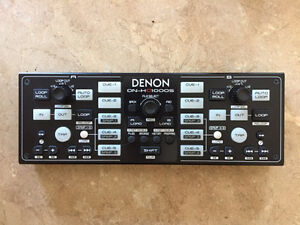 Denon USB Controller for Serato Scratch Live
