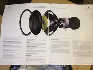 Four NEW 800 Watt  Exile Dual Voice Coil 12in Matched Subwoofers Cambridge Kitchener Area image 3