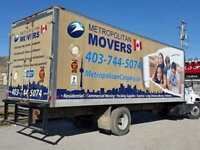 Metropolitan Movers $99 PER Hour Only Best Moving Deal in Town