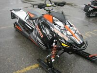 2015 Polaris 800 PRO-RMK 163 Terrain Dominator Series