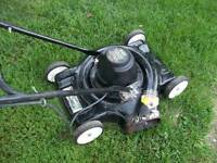 Black & Decker Electric Lawnmower