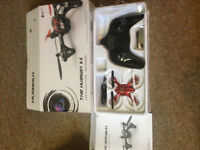 RC quadcopter( hubsan X4 with video camera)
