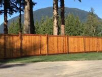 Fence service call today !!