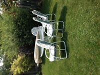 Patio furniture, great condition