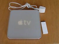 Apple TV 1ST GEN 160GB with BROADCOM Crystal HD (Full HD 1080p) and with KODI pre-installed