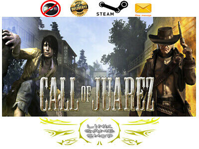 Call of Juarez PC Digital STEAM KEY - Region Free