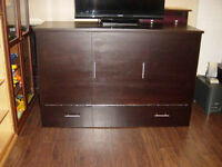 Space Saver Cabinet Bed- Queen, Double, Twin - $1275