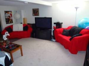 2 fully furnished bedrooms in lovely Kerrisdale