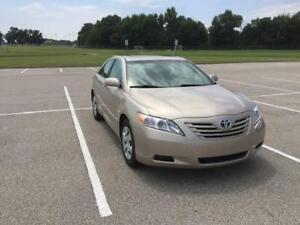 Camry 2009 - Accident free- Works great