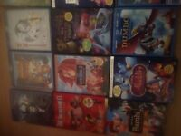 NEW & EUC Disney Blu-Ray and DVDs (and some digital copies)