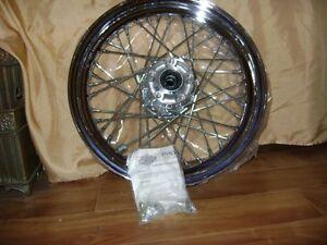 Jante de roue arriere / Back wheel rim dyna wide glide 1998