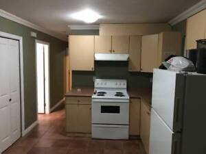 2br - 800ft2 - 2 BR BSMT Suite - June 1st - In front of bus stop