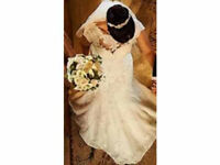 Intuzuri Wedding Dress UK SIZE 10